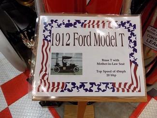 1912 Ford Model T - Utah Showroom Newberg, Oregon 15