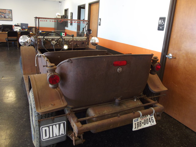 1914 Hupmobile HUP MOBILE HUPP ratrod hotrod  rustbucket Arlington, Texas 2