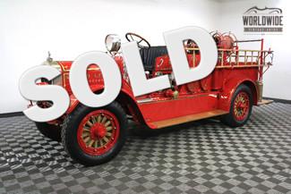 1922 Stoughton FIRE ENGINE in Denver Colorado