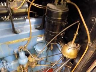 1926 Dodge 4Dr Conv - Utah Showroom Newberg, Oregon 12
