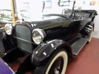 1926 Dodge 4Dr Conv - Utah Showroom Newberg, Oregon 2