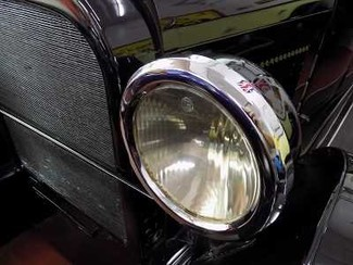 1926 Dodge 4Dr Conv - Utah Showroom Newberg, Oregon 3