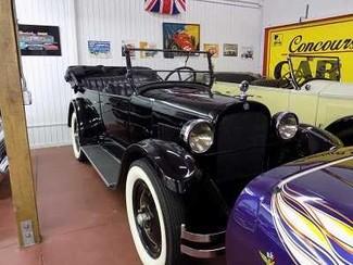 1926 Dodge 4Dr Conv - Utah Showroom Newberg, Oregon 7