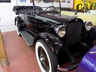 1926 Dodge 4Dr Conv - Utah Showroom Newberg, Oregon 8
