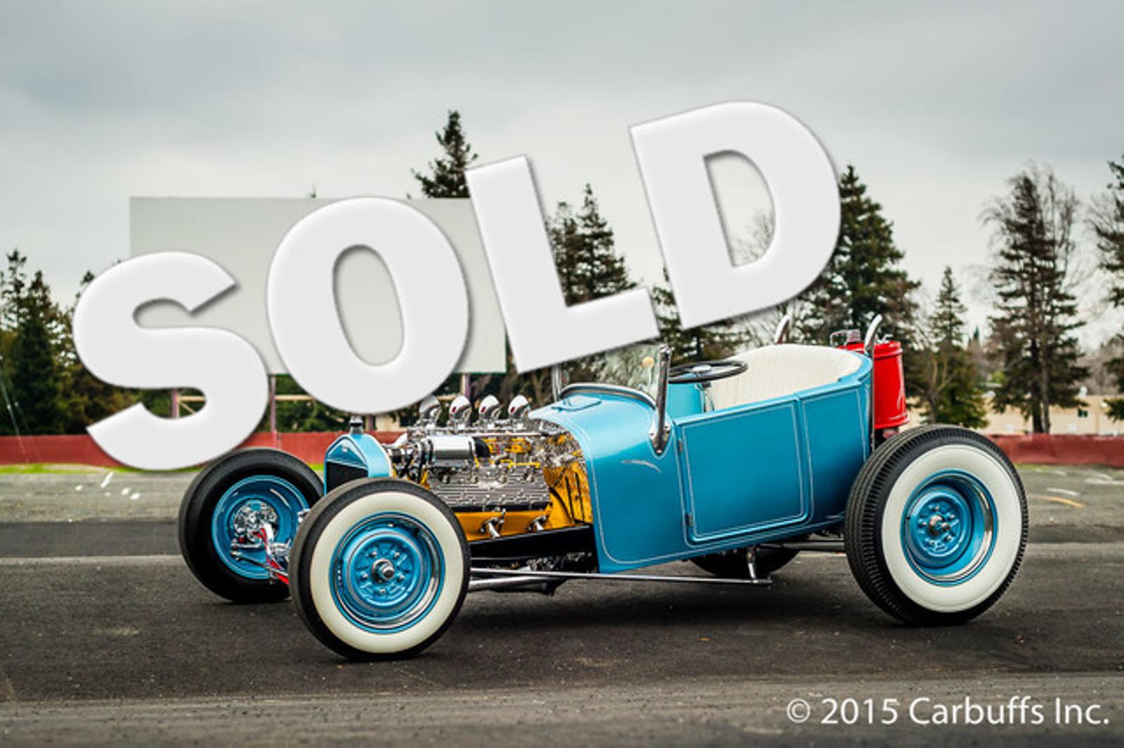 1926 Ford Model T Hot Rod | Concord, CA | Carbuffs | Concord CA 94520