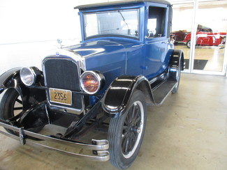 1926 Star Coupe - Minnesota Showroom Newberg, Oregon 1