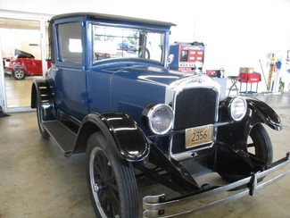 1926 Star Coupe - Minnesota Showroom Newberg, Oregon 2
