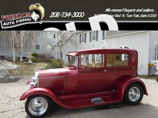 1928 Ford Tudor Sedan in Twin Falls Idaho