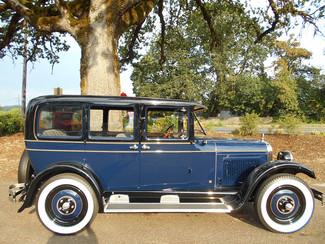 1928 Nash 340 Special Six (4) door Black Newberg, Oregon 3
