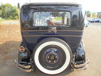 1928 Nash 340 Special Six (4) door Black Newberg, Oregon 7