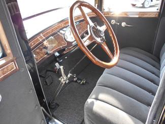 1928 Nash 340 Special Six (4) door Black Newberg, Oregon 9