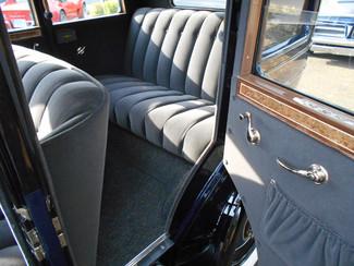1928 Nash 340 Special Six (4) door Black Newberg, Oregon 11