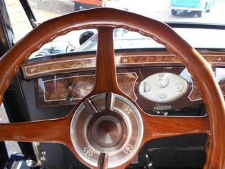 1928 Nash 340 Special Six (4) door Black Newberg, Oregon 14