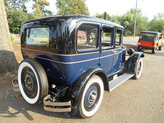 1928 Nash 340 Special Six (4) door Black Newberg, Oregon 5