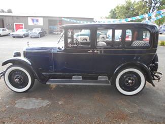 1928 Nash 340 Special Six (4) door Black Newberg, Oregon 4