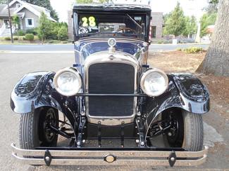 1928 Nash 340 Special Six (4) door Black Newberg, Oregon 1