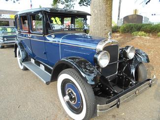 1928 Nash 340 Special Six (4) door Black Newberg, Oregon 2