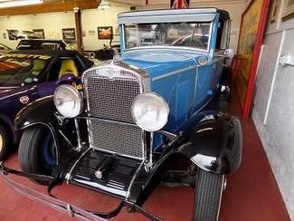 1929 Chevrolet Cabriolet Coupe Conv - Utah Showroom Newberg, Oregon 1