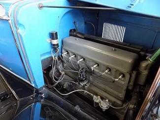 1929 Chevrolet Cabriolet Coupe Conv - Utah Showroom Newberg, Oregon 11