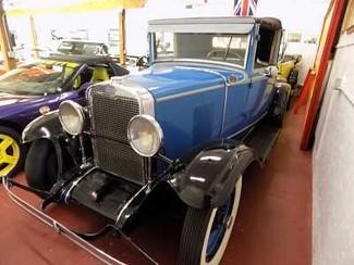 1929 Chevrolet Cabriolet Coupe Conv - Utah Showroom Newberg, Oregon 2