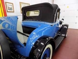 1929 Chevrolet Cabriolet Coupe Conv - Utah Showroom Newberg, Oregon 5