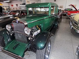 1929 Chevrolet Sedan - Utah Showroom Newberg, Oregon