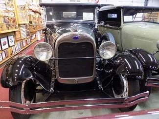 1929 Ford Model A 2Dr Conv - Utah Showroom Newberg, Oregon
