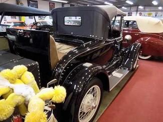 1929 Ford Model A 2Dr Conv - Utah Showroom Newberg, Oregon 1