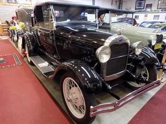1929 Ford Model A 2Dr Conv - Utah Showroom Newberg, Oregon 3