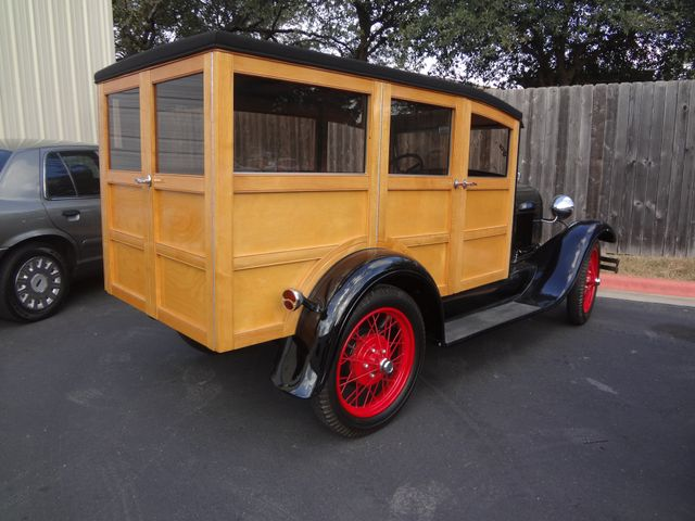 1929 Ford Model A Woody Wagon Austin , Texas 2