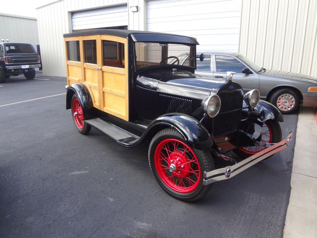1929 Ford Model A Woody Wagon Austin , Texas 3
