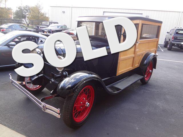 1929 Ford Model A Woody Wagon Austin , Texas 0