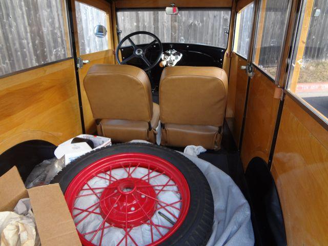 1929 Ford Model A Woody Wagon Austin , Texas 5
