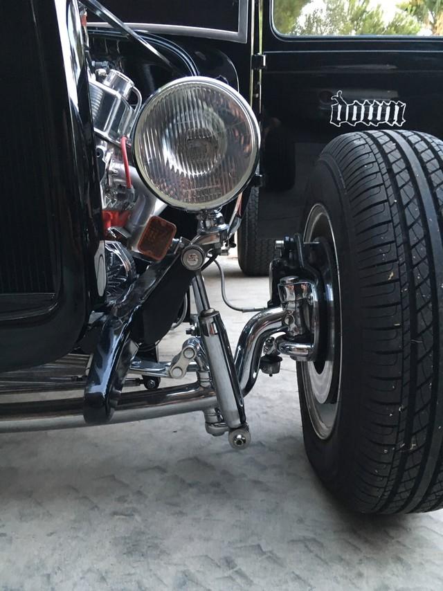 1929 Ford Model A  Coupe Ogden, Utah 5