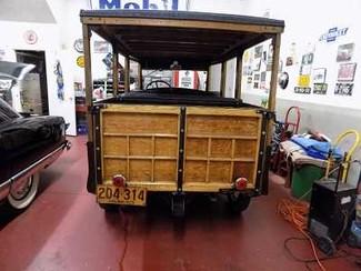 1929 Ford Model A Woodie Wagon - Utah Showroom Newberg, Oregon 4