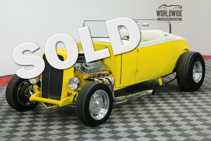 1930 Chevrolet ROADSTER RARE ALL STEEL | Denver, CO | Worldwide Vintage Autos
