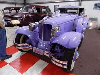 1930 Cord L-29 Cabriolet Conv - Utah Showroom Newberg, Oregon