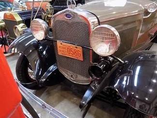 1930 Ford Model A Victoria - Utah Showroom Newberg, Oregon 1