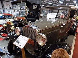 1930 Ford Model A Victoria - Utah Showroom Newberg, Oregon 10