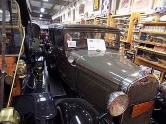 1930 Ford Model A Victoria - Utah Showroom Newberg, Oregon 3