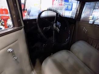 1930 Ford Model A Victoria - Utah Showroom Newberg, Oregon 7