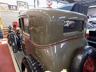 1930 Ford Model A Victoria - Utah Showroom Newberg, Oregon 9