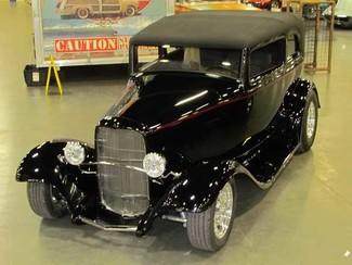 1932 Ford B-400 - Utah Showroom Newberg, Oregon 37