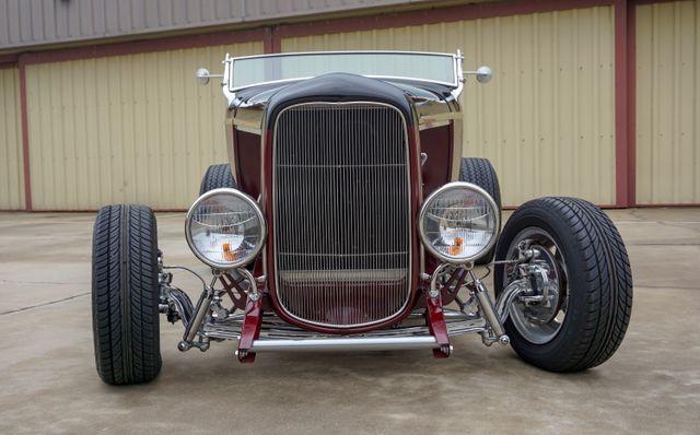 1932 Ford Model B Roadster Hot Rod San Diego, California 14