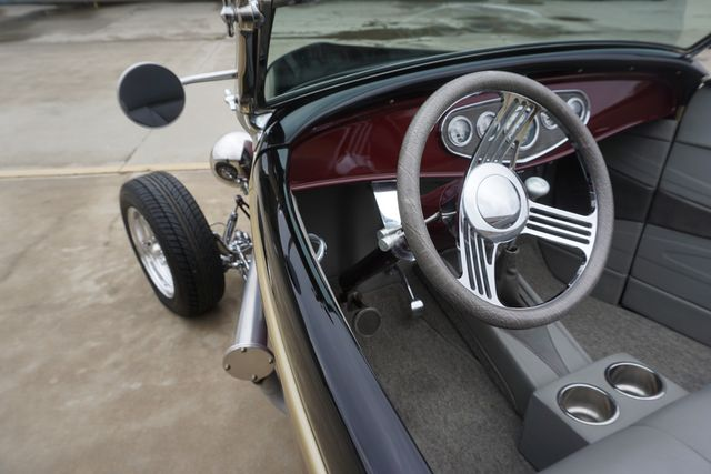 1932 Ford Model B Roadster Hot Rod San Diego, California 21