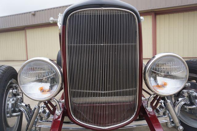 1932 Ford Model B Roadster Hot Rod San Diego, California 12