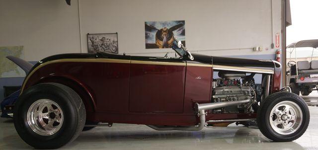 1932 Ford Model B Roadster Hot Rod San Diego, California 6