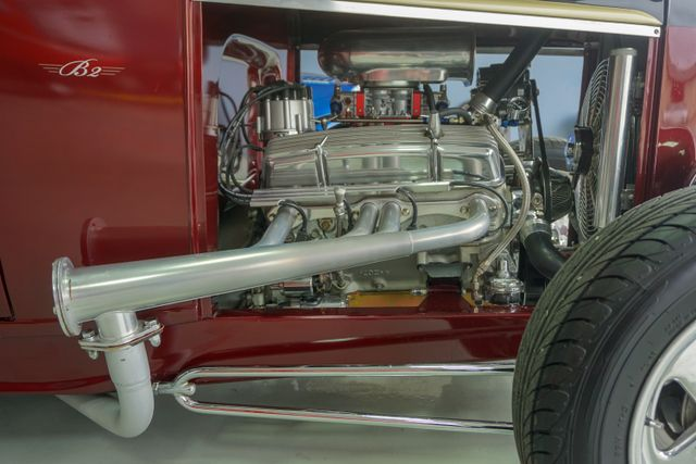 1932 Ford Model B Roadster Hot Rod San Diego, California 10