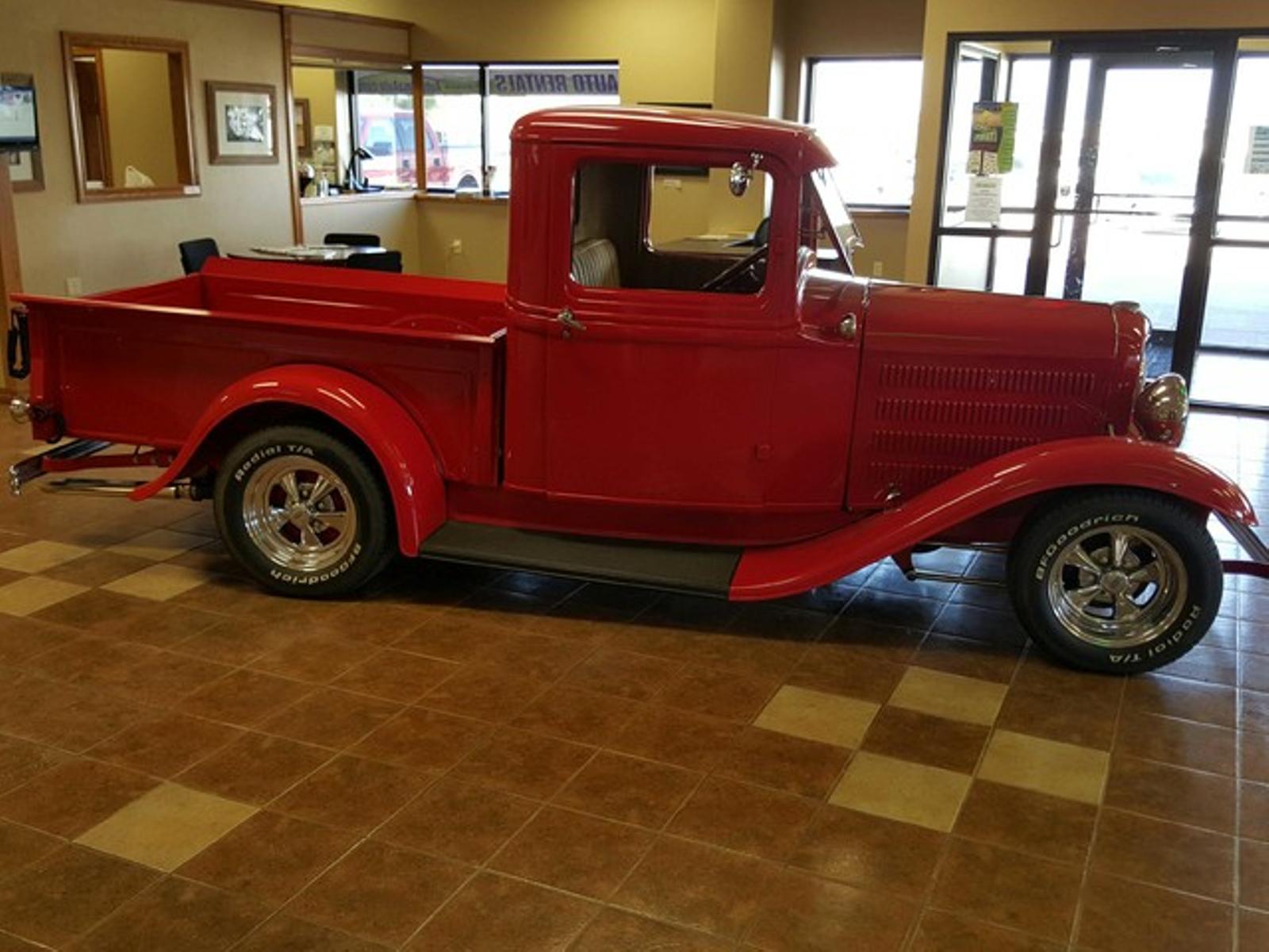 1932 Ford Model A Pickup city ND AutoRama Auto Sales