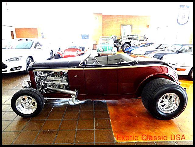 1932 Ford Model B Roadster Hot Rod San Diego, California 0